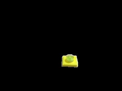 Yellow Hot Shoe Bubble Level