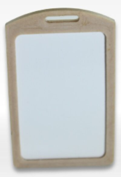 Contactless Smart Card With Frame