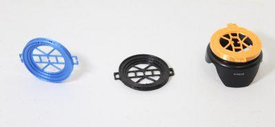 Lens cap holders